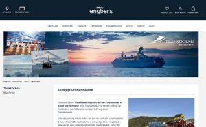 Grönland Kreuzfahrt Gewinnspiel, engbers Gewinnspiel