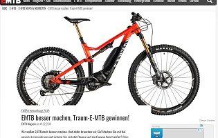 E-Mountainbike Gewinnspiel, Bike Gewinnspiel