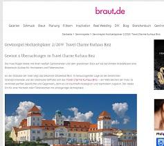 Rügen Urlaub Gewinnspiel, Braut.de Gewinnspiel