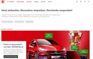 Kaufland Kassenbon Code eingeben, holdirdeingeschenk.de,Kaufland Gewinnspiel