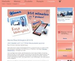 Dachstein-Salzkammergut Urlaub Gewinnspiel, Manner Gewinnspiel