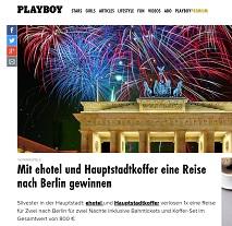 Gewinnspiel Berlin Reise