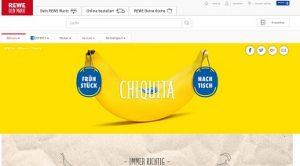 REWE Chiquita Gewinnspiel, REWE Gewinnspiel