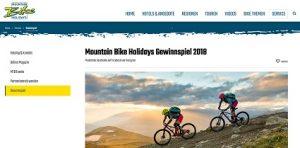Bike Holidays Gewinnspiel