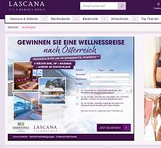 Lascana Österreich Gewinnspiel, Lascana Gewinnspiel