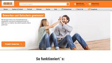 obi.de wunschgarten gewinnspiel