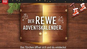 Rewe Adventskalender