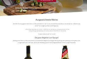 Frankfurter Brett Gewinnspiel, Weintor Gewinnspiel