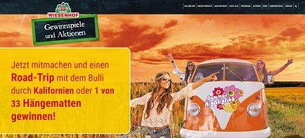 www.wiesenhof-online.de, Wiesenhof Code eingeben, Gewinnnspiel, Wiesenhof Gewinnnspiel