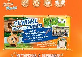 www.brandt-zwinis.de, Brandt Minis Gewinnspiel