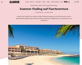 Fuerteventura Urlaub Gewinnspiel, Glamour Gewinnspiel
