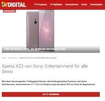 Adventskalender gewinnspiel tv digital