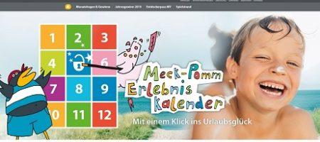 Mecklenburg-Vorpommern Urlaub Gewinnspiel, Spielstrand Gewinnspiel