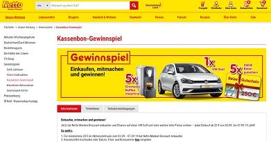 www.netto online.de/gewinnspiel