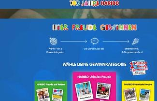 Www.Haribo.Com Gewinnspiel 2020
