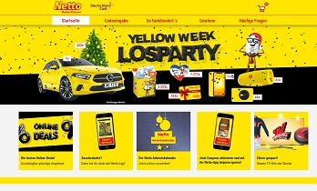 Netto online losparty